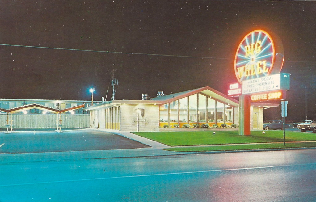 Big Wheel Restaurant 6140 E Hwy 20 Gary 5301 Broadway Gar Flickr