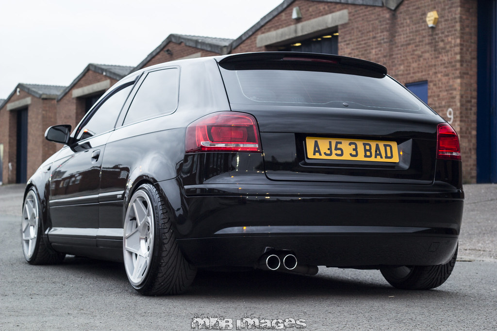 Ash S Audi A3 On 3sdm Wheels Mathew Bedworth Flickr