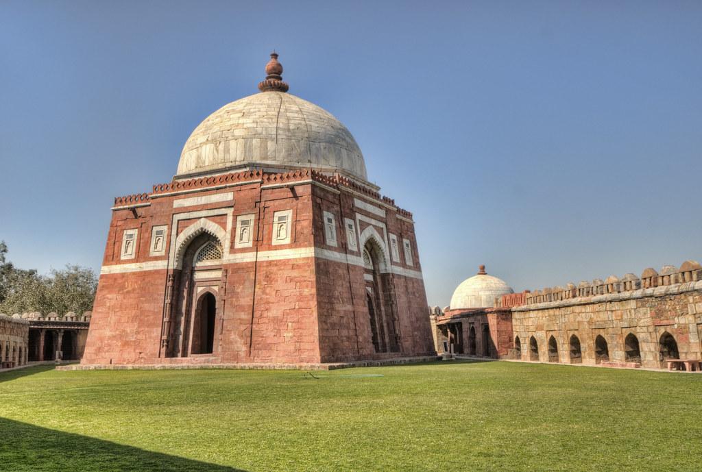 Mausoleum Of Ghiyas Ud Din Tughluq Tughlaqabad