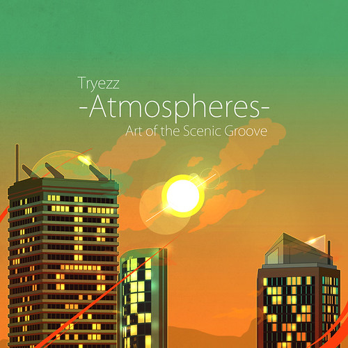"""Atmospheres"" -  Cover Art 