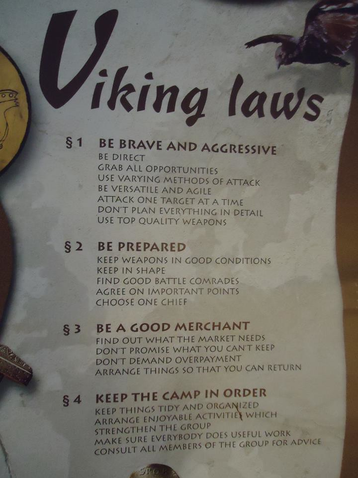 viking #laws | Viking Laws. | Zosaria | Flickr