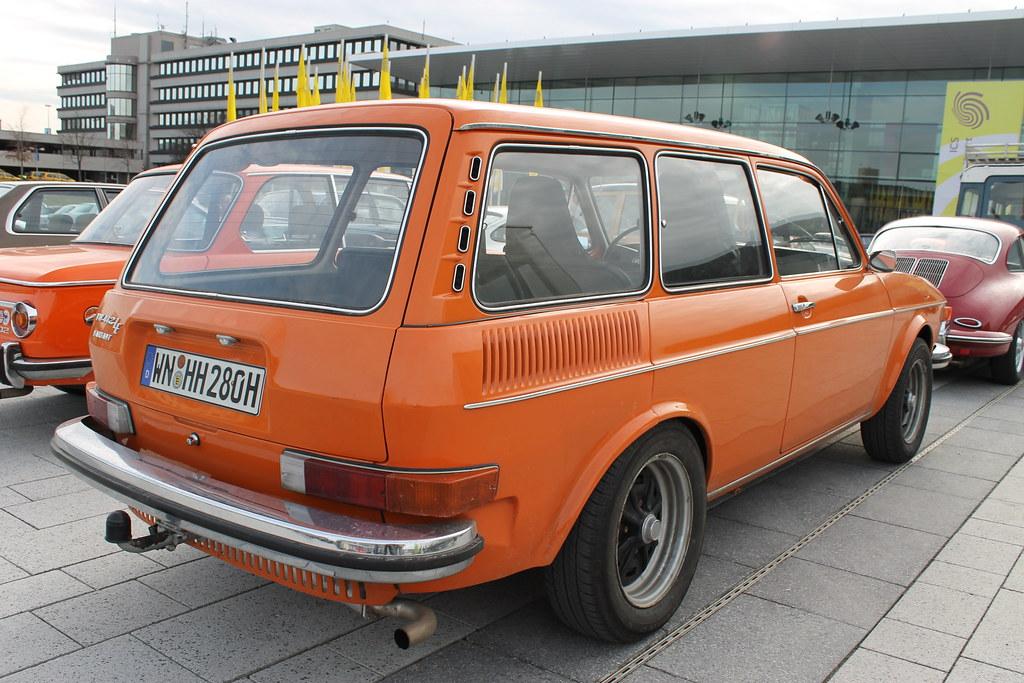 Vw 412 Le Variant 1972 1974 Steff Flickr
