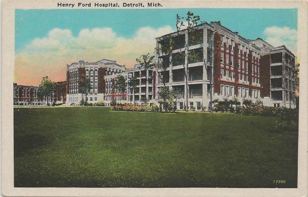 Henry Ford Hospital Emergency Room