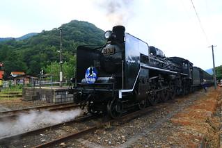 SLやまぐち号 C571
