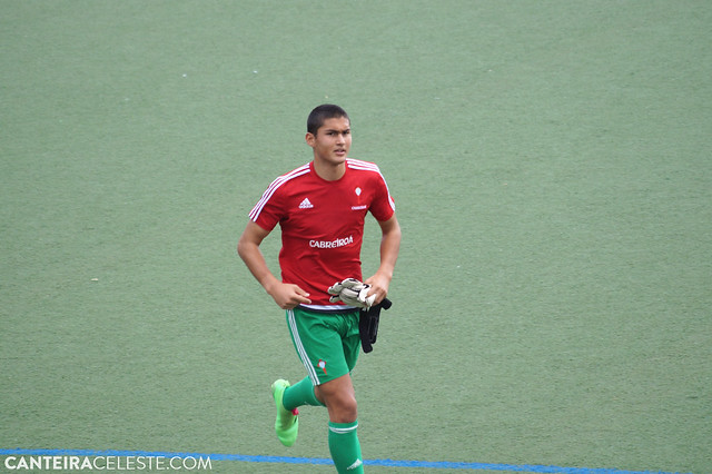 JUVENIL B | Celta - CP Calasancio (24/09/2016)