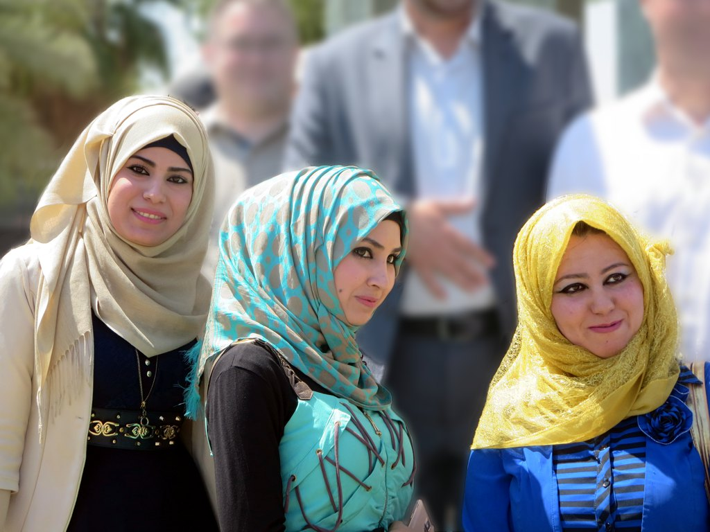 Iraqi women foto 60