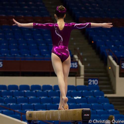 fort worth gymnastics meet 2013