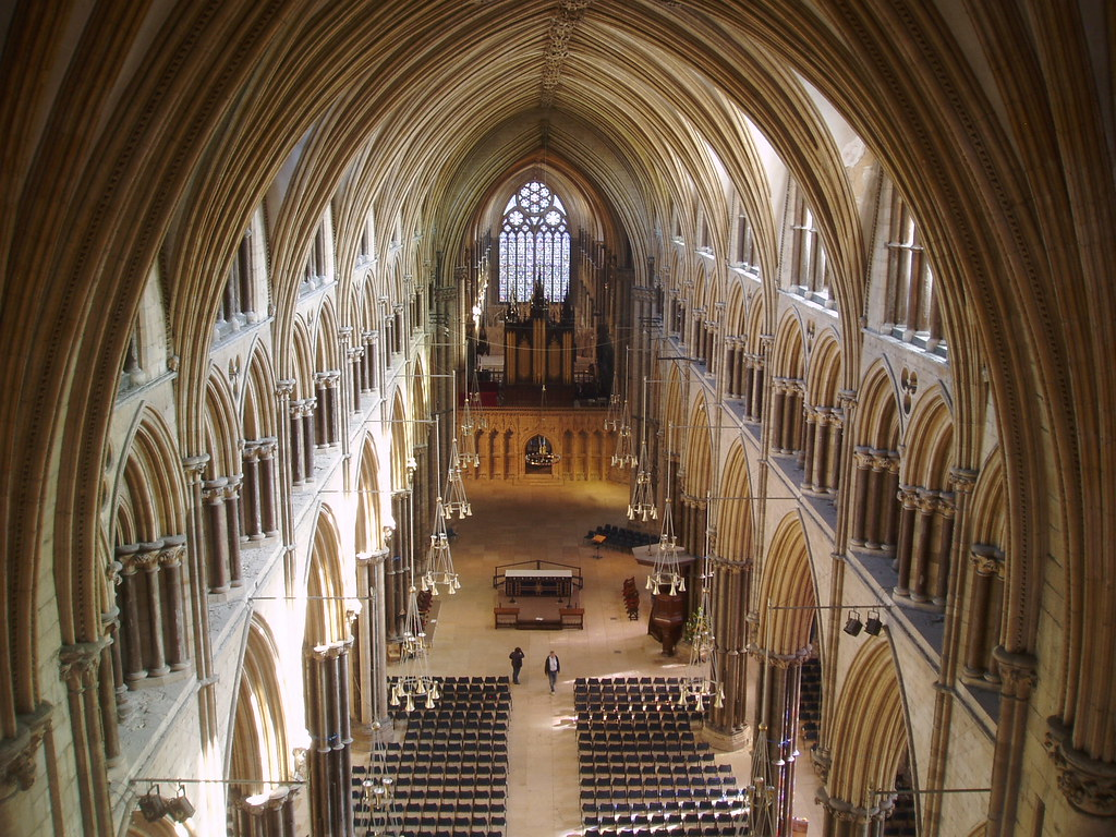 Lincoln Cathedral Has Strong Claim