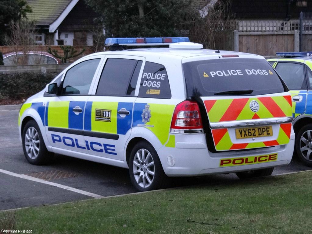 Police Dog Unit Uk