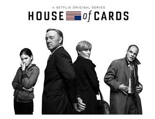 """Netflix series """"House of Cards"""""""
