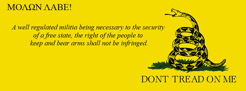 ... Second Amendment Facebook Cover | Something I threw toge… | Flickr