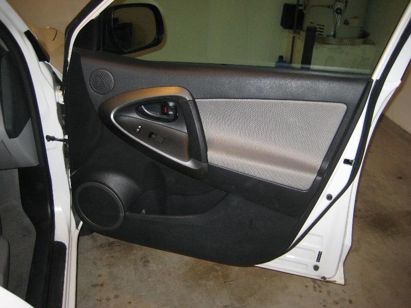 ... 2012 Toyota RAV4 Front Passenger Interior Door Panel - Removing To Upgrade OEM Speaker   by & 2012 Toyota RAV4 Front Passenger Interior Door Panel - Rem\u2026   Flickr