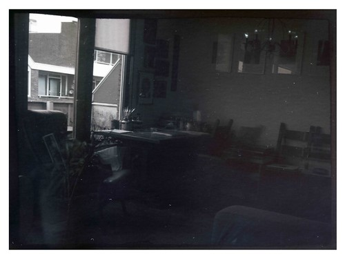 Living room testshot for a new experiment large format for Living room 4x5