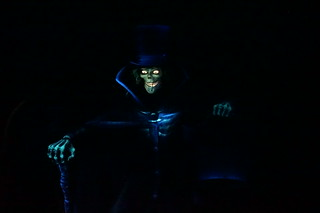 The Hatbox Ghost of the Haunted Mansion | by Disney, Indiana
