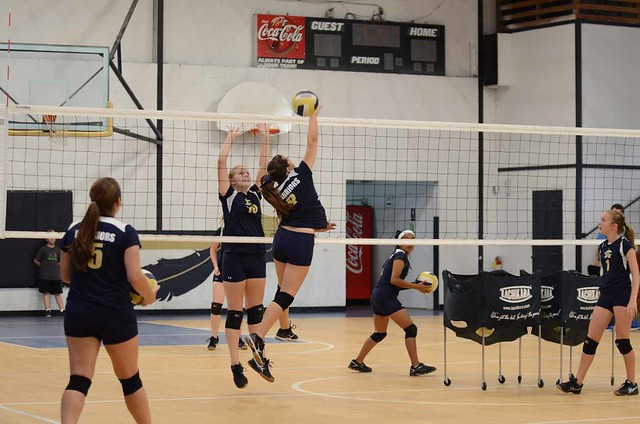 2016-08-25 West Gadsden @ ACA Varsity Volleyball