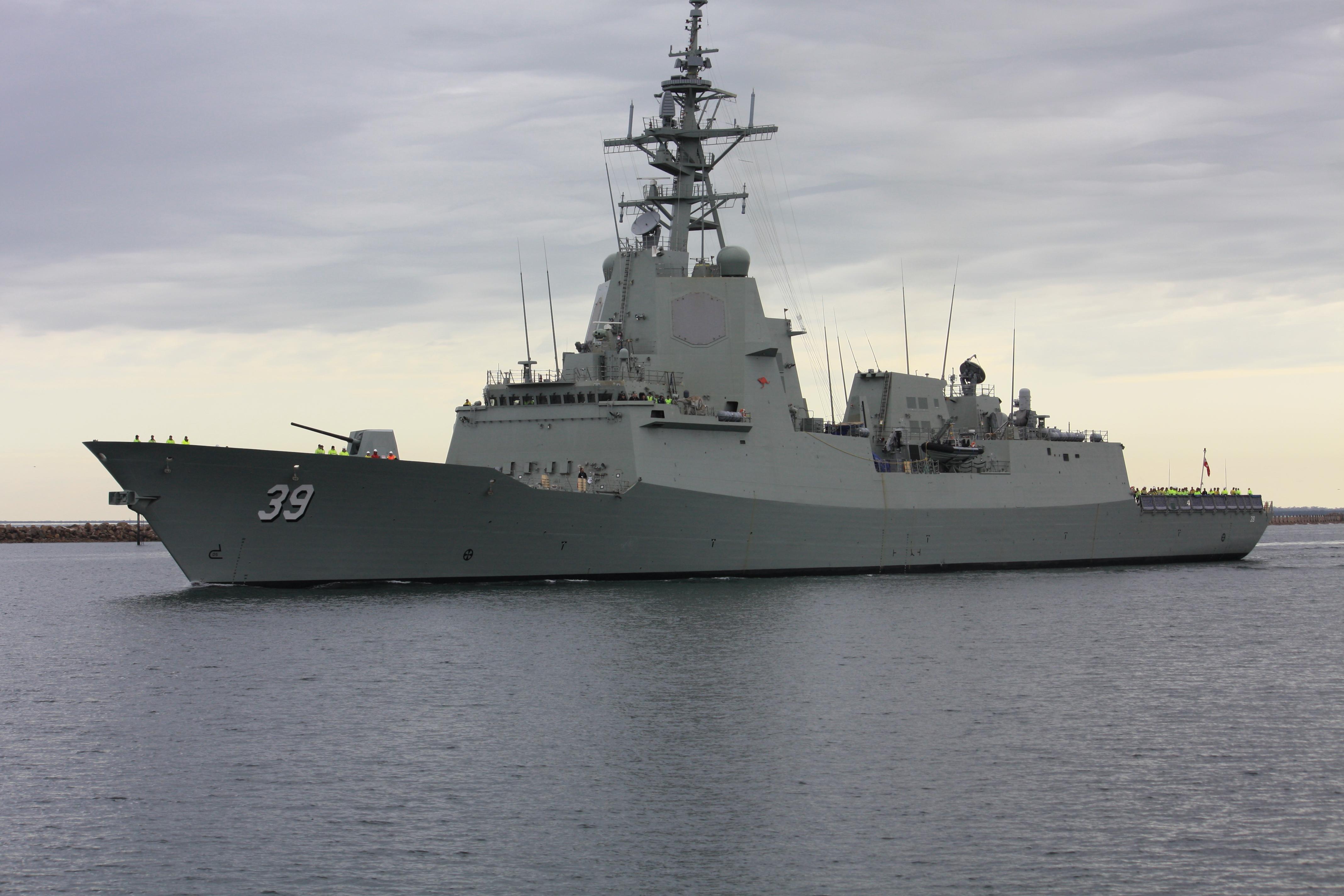 Australian Navy - Marine Australienne - Page 4 29334488680_7272bcc659_o