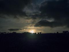 Moonrise at Lajedo de Pai Mateus