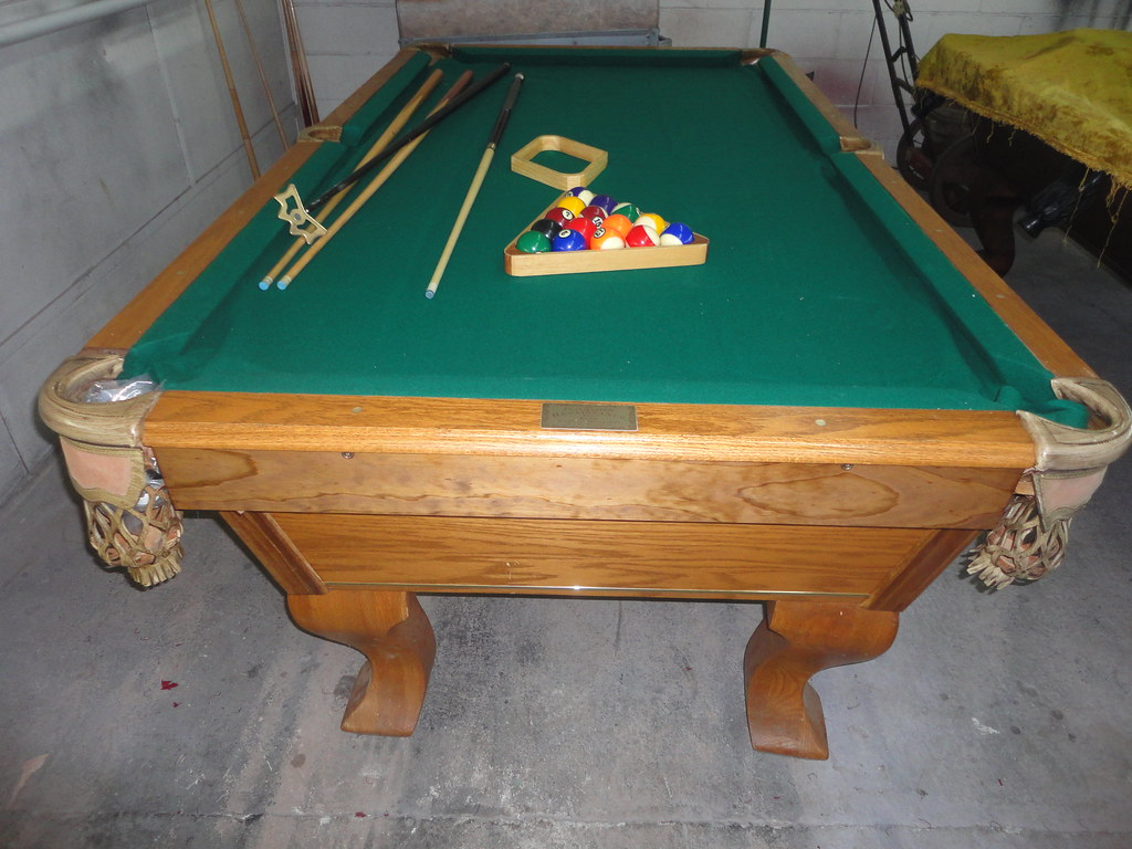 Ft Playmaster Pool Table FT PLAYMASTER RENAISSANCE POOL Flickr - Playmaster pool table