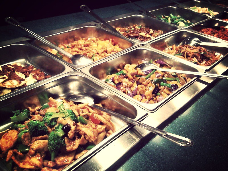 All You Can Eat Buffet Chinese Food