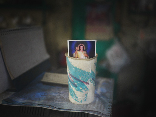 Coffee Cup Jesus | by East of West LA