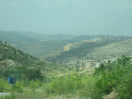On road between Nablus and Ramallah, Palestine | by Alt-x