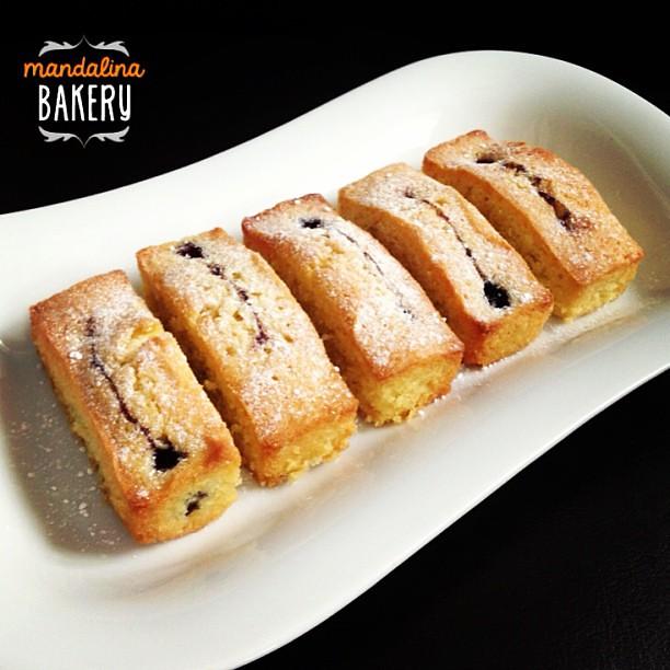 Blueberry Lemon And Almond Cake Recipe