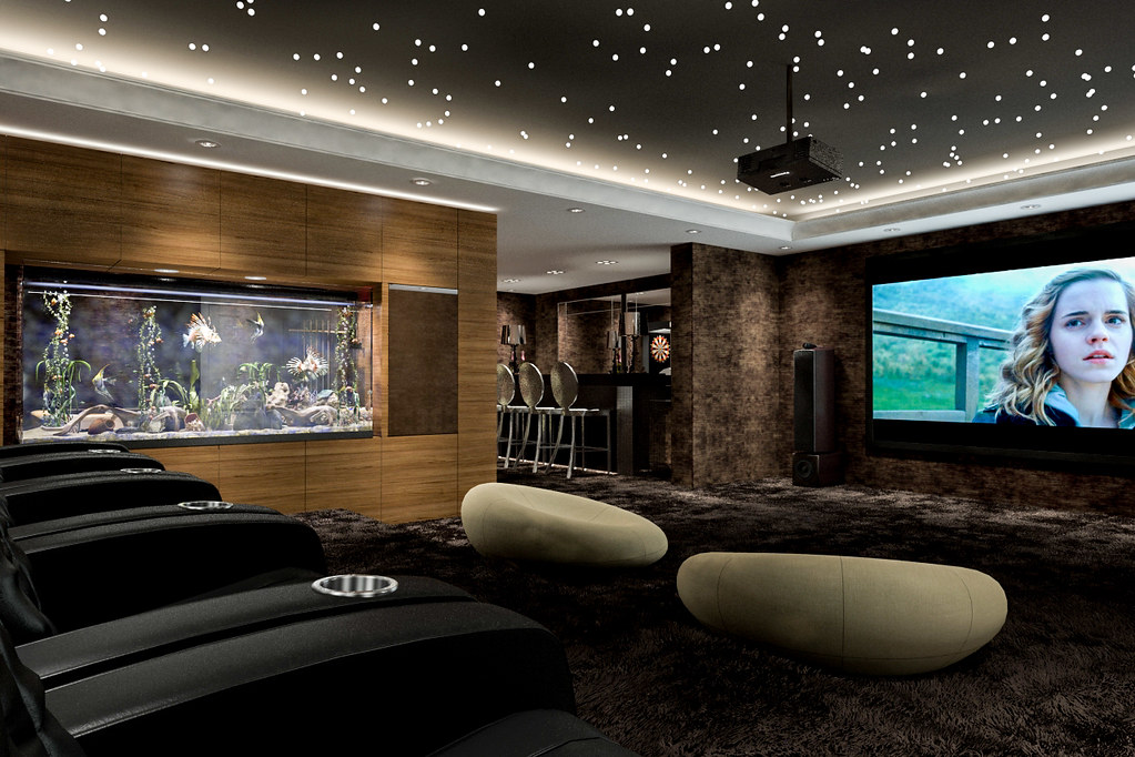 home cinemas espectaculares home cinemas realizado por. Black Bedroom Furniture Sets. Home Design Ideas