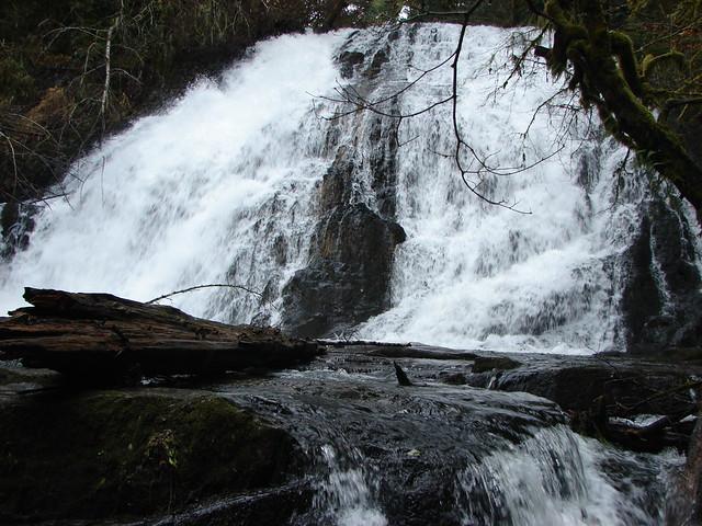 Green Peak Falls