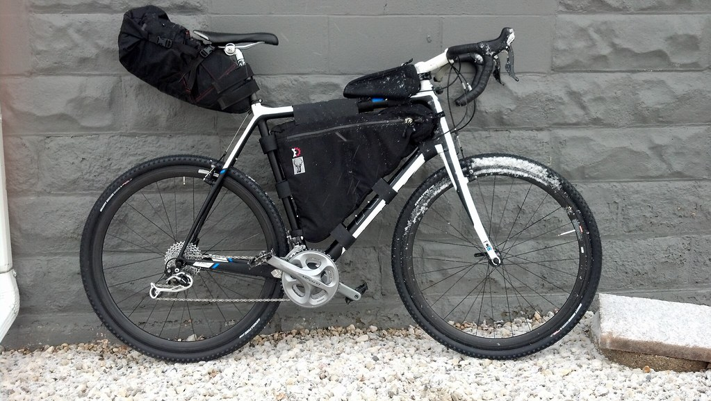 New Ul Touring And Bikepacking Rig Was Supposed To Ride