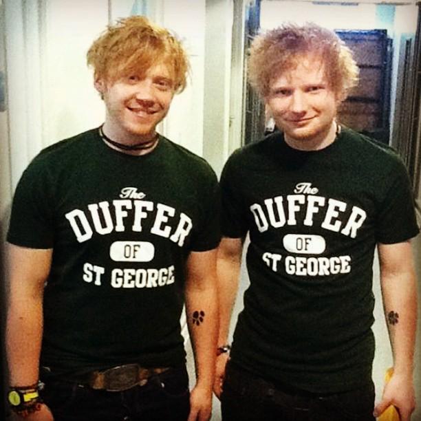 how to meet ed sheeran after a concert