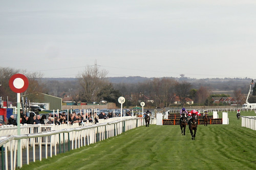 Finishing Post At Aintree | by Paolo Camera