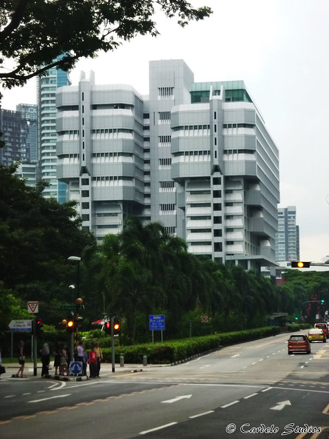 Singapore Power Building 01