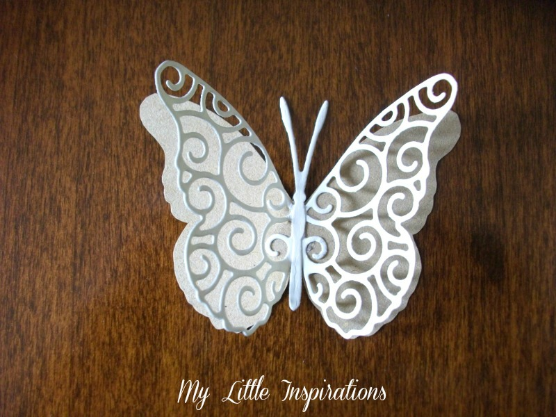 DIY Farfalla in carta traforata 11 - MLI