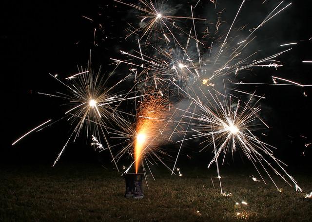 Backyard Fireworks : Backyard Fireworks