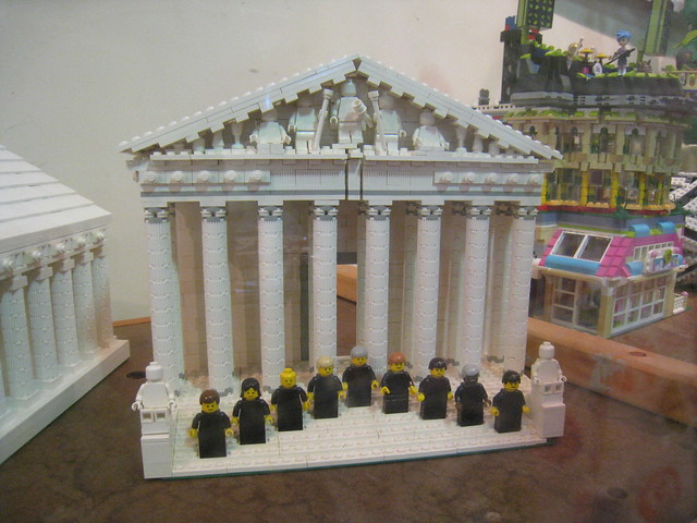 Image Result For Lego Style Building