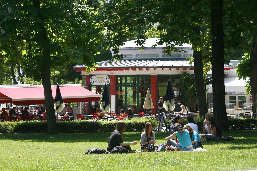 Jardin lecoq clermont ferrand auvergne d une superfici flickr - Cabane jardin metallique clermont ferrand ...
