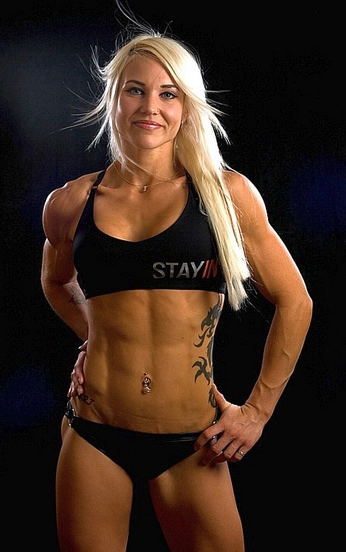 Finnish Female Bodybuilder