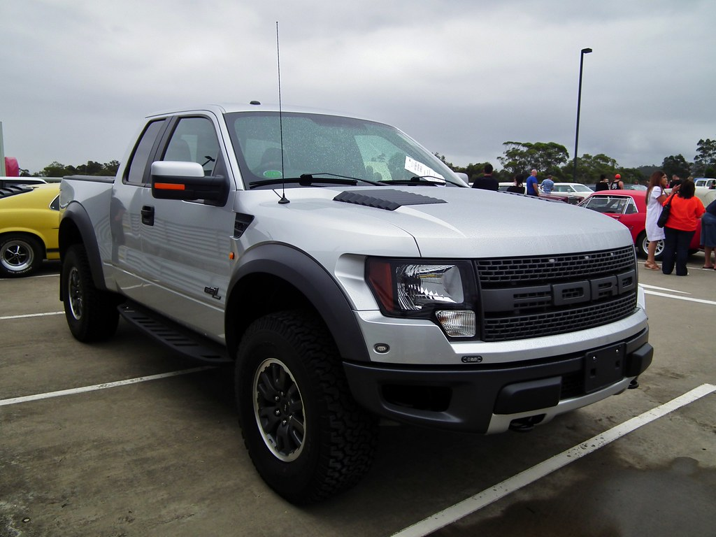 2012 ford f150 svt raptor supercab pickup by sv1ambo
