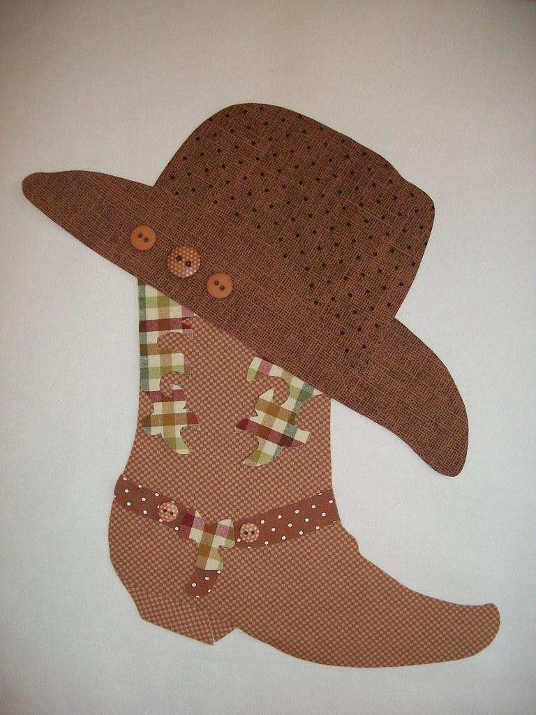 Aplicação Bota e chapéu | Flickr - Photo Sharing!