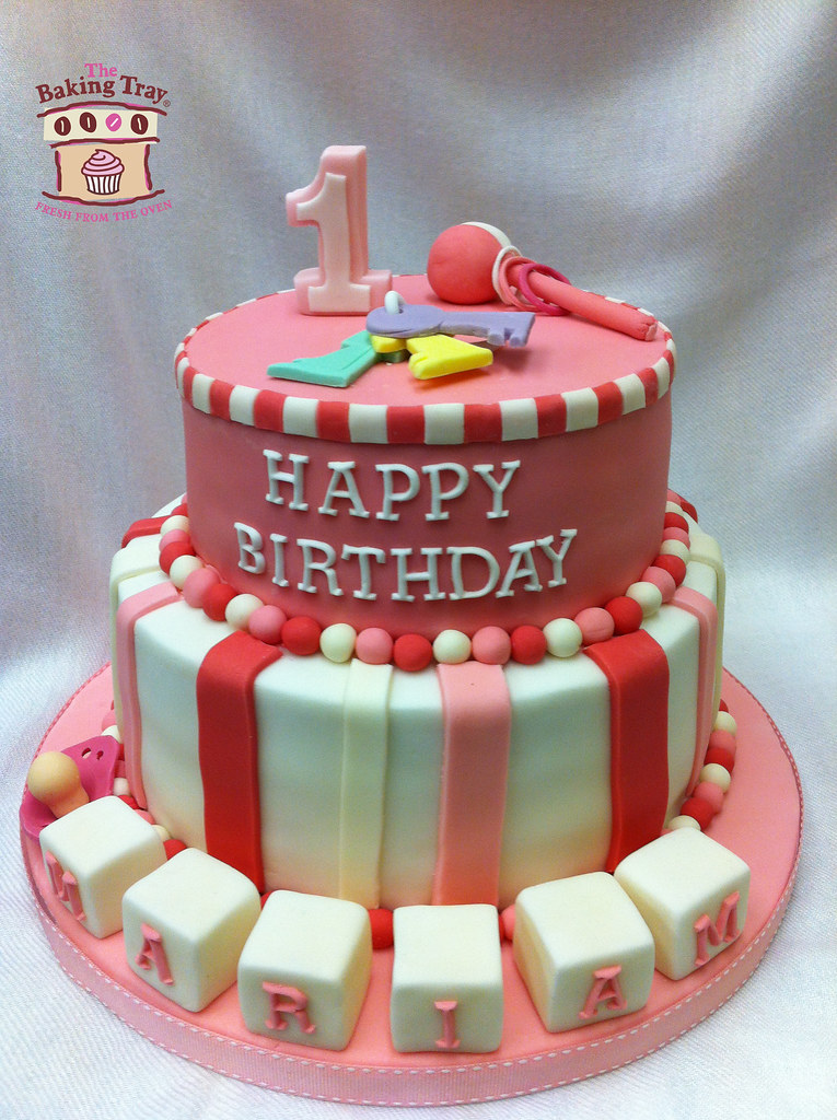 Happy Birthday Cake Viranda