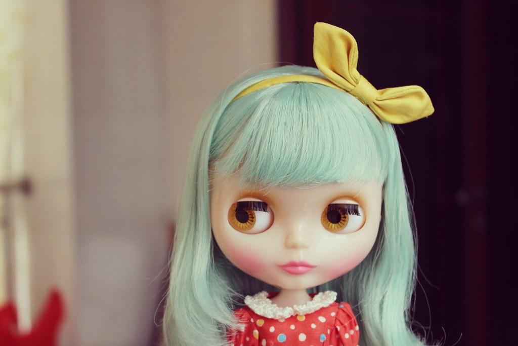 blythe Miss Sally Rice 猫猫   toome_blythe   Flickr