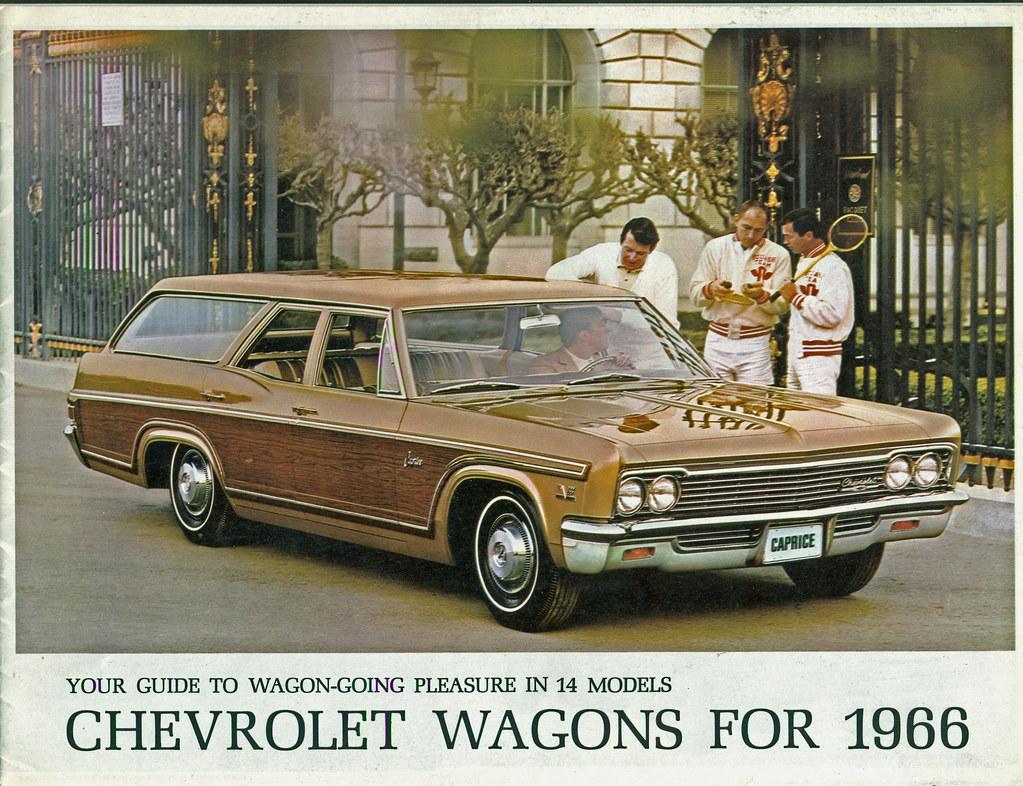 1966 Chevrolet Caprice Station Wagon   coconv   Flickr   1966 Chevrolet Caprice Wagon