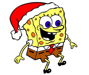 Süngerbob Boyama Süngerbob Noel Baba Kılığında Ancak Bu Sa Flickr