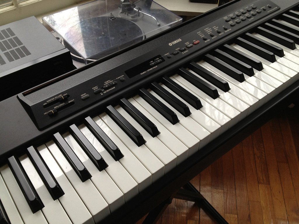 Yamaha Portable Piano Keyboard
