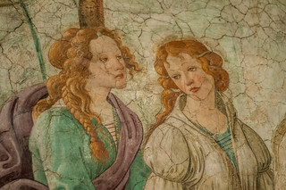 Fresco - BOTTICELLI | by GOC53