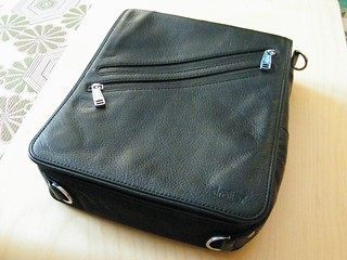 Front View - Platforma iPad Messenger Bag from Strotter | by ~kate~