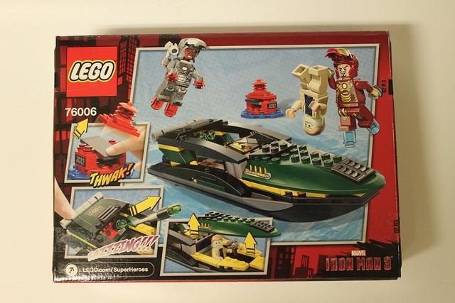 Lego marvel super heroes iron man extremis sea port battl - Lego iron man extremis sea port battle ...