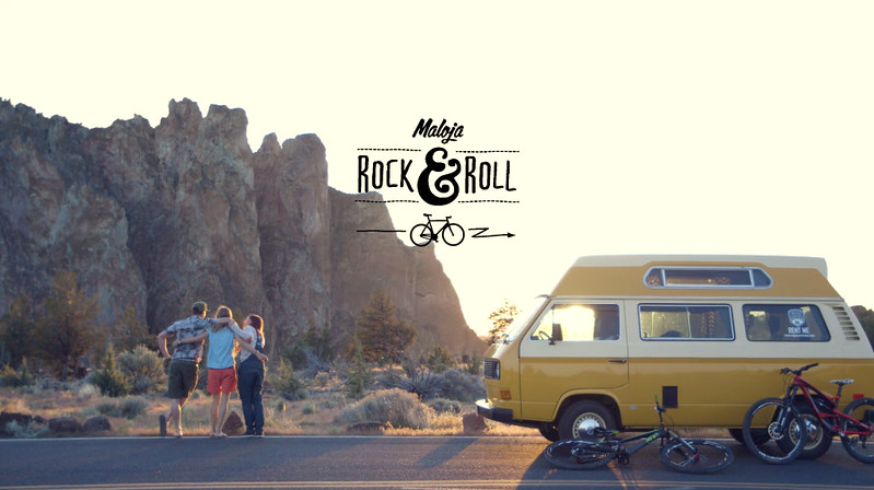 Video : Maloja Rock & Roll Summer 2016 RoadTrip