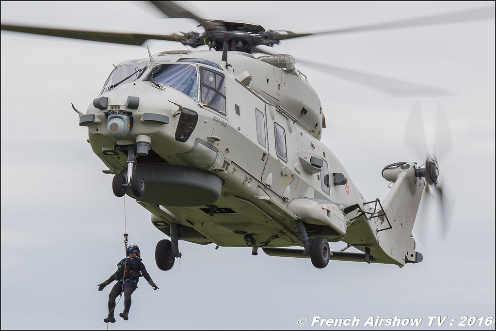 NH90 TTH Tactical Transport Helicopter , NH90 hélicoptère militaire ,Belgian Air Force Days 2016 , BAF DAYS 2016 , Belgian Defence , Florennes Air Base , Canon lens , airshow 2016