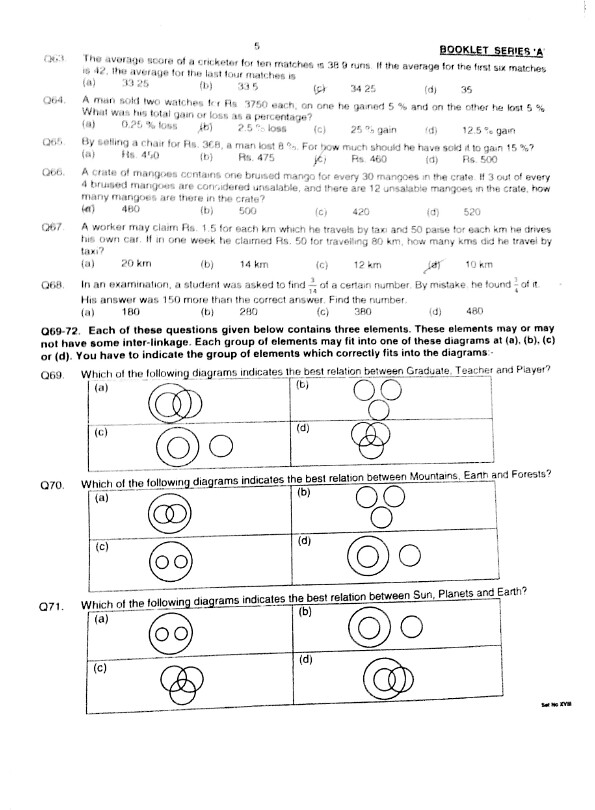 AFCAT 2/2016 Solved Papers – AFCAT and EKT